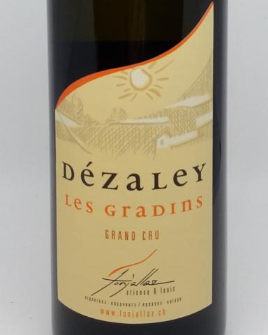 Dézaley, Les Gradins - 70cl - Louis Fonjallaz