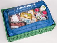 Sélection de viande et fromages BIO - 2 personnes
