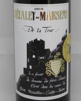 Dézaley, Tour de Marsens Vase 4 2016 - 70cl - Les Frères Dubois