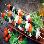 Panier grillades végétariennes BIO - 2 personnes